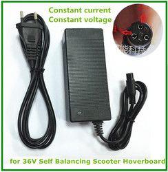 42 V 1.5A cargador de batería universal, 100-240VAC alimentación para auto equilibrio scooter hoverboard