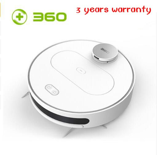 SMART 360 Robot Vacuum Cleaner for Home Automatic Sweeping Dust Sterilize Laser scanning Smart Planned Washing Mopping