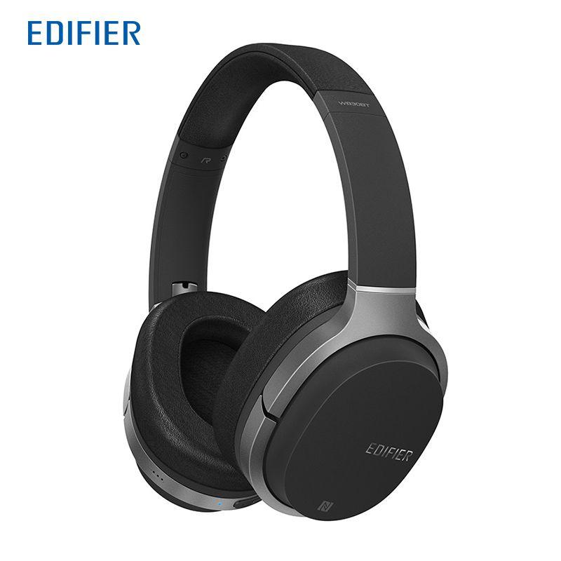 Edifier W830BT Bluetooth Headphones Wireless Headphone 40mm Neodymium Drivers Deep Bass with NFC for iphone xiaomi