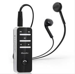 Original i4 Clip Wireless Bluetooth 3.0 In Ear Earphones Stereo Headphone Headsets Mic auricular for iphone7