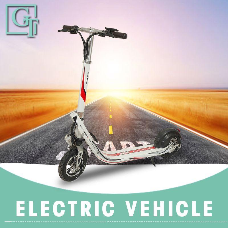 Baiku Leidenschaft Elektrische Roller Samokat Erwachsene 36V 400W Starke leistungsfähige IP56 wasserdichte Ultraleicht Faltbare Fahrrad