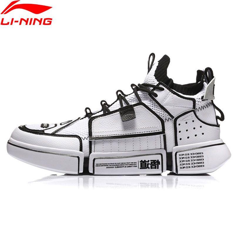 Li-Ning PFW Männer ESSENZ ACE Basketball Schuhe Atmungsaktive Futter Sport Schuhe Fitness Turnschuhe AGBN069 YXB197