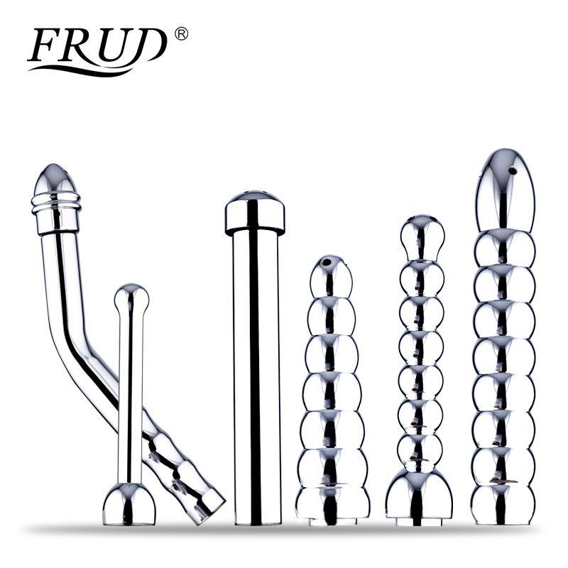 FRUD Hot Sale Biedt Anal Douche Vaginal Cleaner Wash Cleansing Enema Shower Head Bidet Faucet for Sex Toys Y73001/2/3/5/6/7