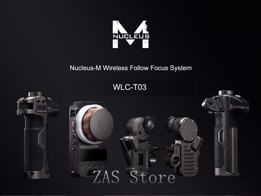 In Stock TILTA WLC-T03 Nucleus-M Wireless Follow Focus Lens Control System NucleusM free shipping