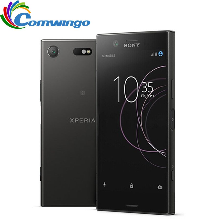 Original Sony Xperia XZ1 Compact G8441 RAM 4GB ROM 32GB 4G LTE Android Octa Core 4.6