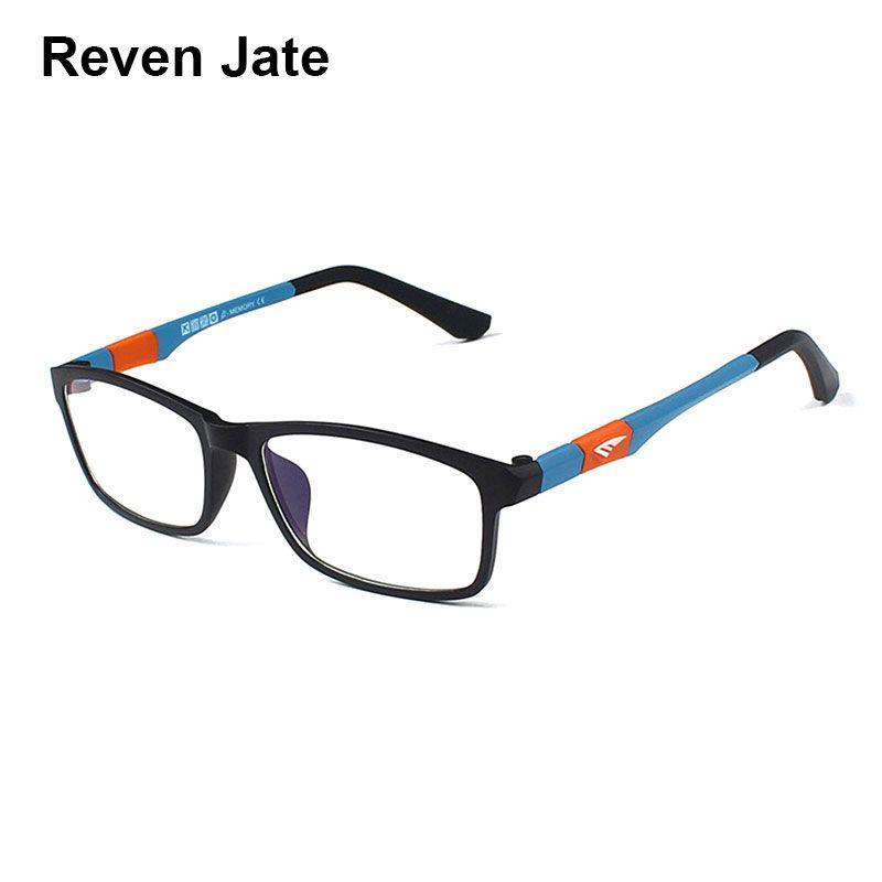 Reven Jate lunettes optiques Ultem Flexible Super léger-pondéré Prescription optique lunettes de vue cadre