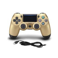 USB Filaire Gamepad Game Controller Pour PS4 DualShock Vibration Joystick Gamepad Contrôleur Pour Sony Playstation 4 PS4 Contrôleur