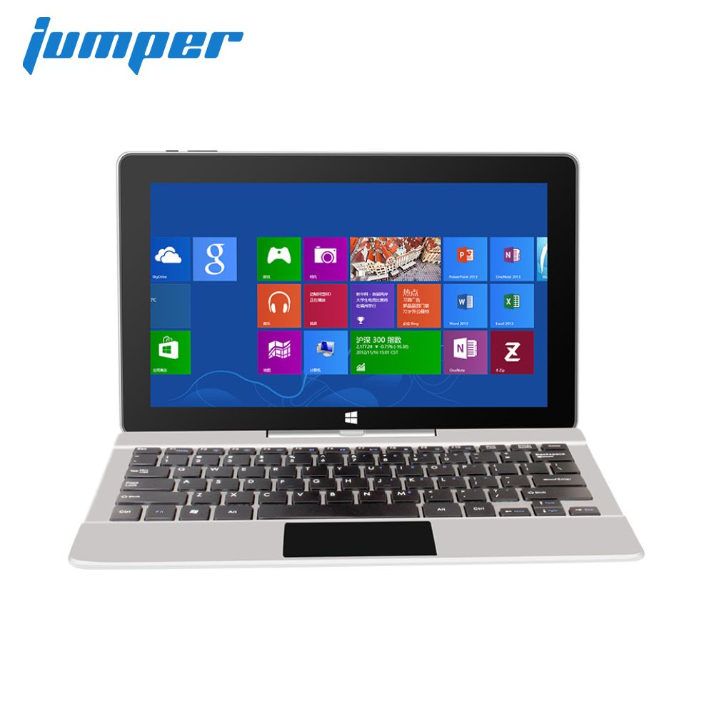 Jumper EZpad 6s pro / EZpad 6 pro 2 in 1 tablet 11.6 1080P IPS tablets pc Apollo Lake N3450 6GB DDR3 64GB SSD + 64GB eMMC win10