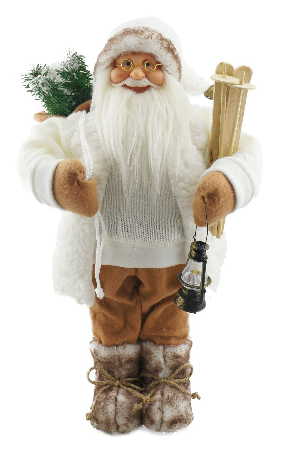 Cosette Santa Claus Home Decoration Christmas Father Collection Gifts 41 CM or 46 CM