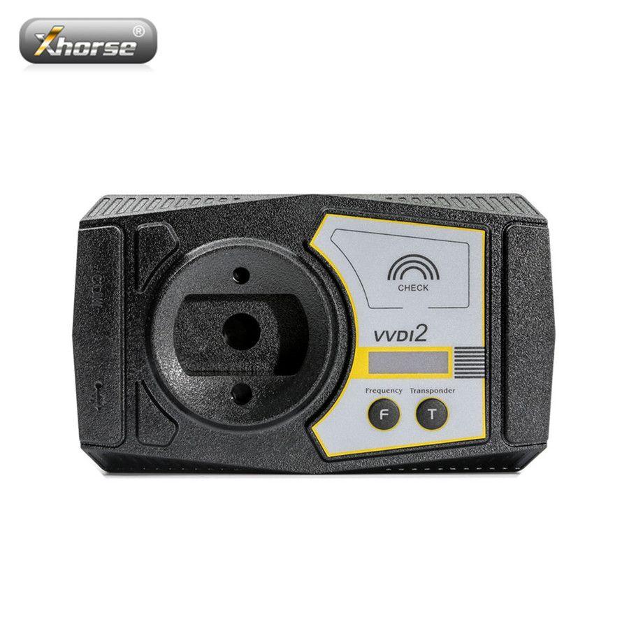 Original Xhorse V6.1.1 VVDI2 Kommandant Schlüssel Programmierer für V-W/Audi/BMW/Porsche Volle Version Mit MQB insgesamt 10 genehmigen funktion