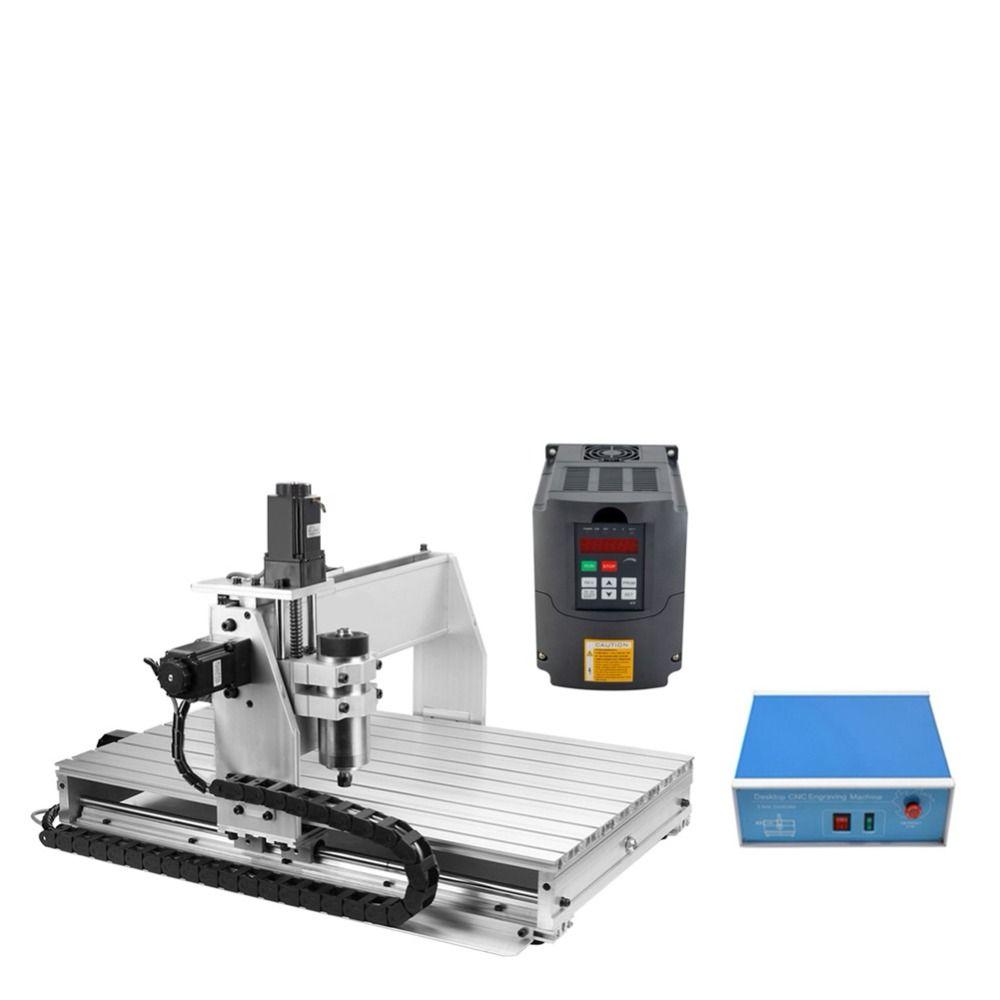CNC 6040 gravur maschine 3 ACHSE desktop CNC Router fräsen maschine für holz arbeits