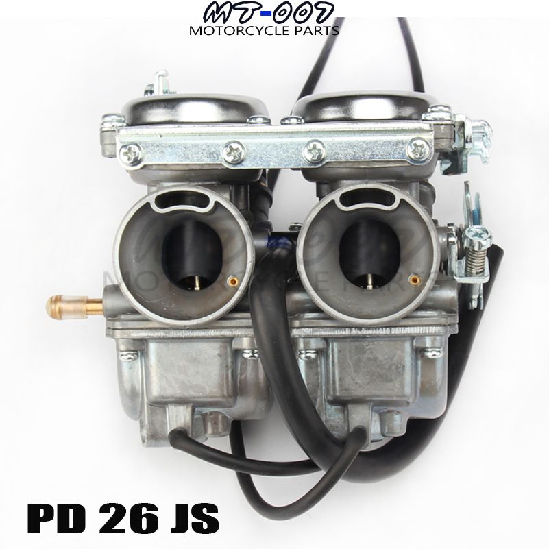KEIHIN Duplex Twin Cylinders Rebel Carburetor Assy Set Chamber Set CMX 250 CBT250 CA250 300cc Motorcycle Scooter