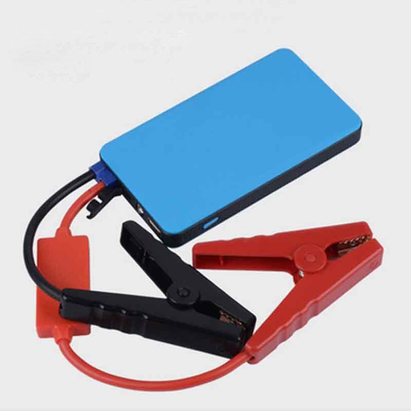 12V 8000mAh Multi-Function <font><b>capacity</b></font> Mini Portable Car Emergency Power Supply for Car Jump Starter Power Bank Starting Laptop