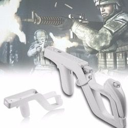 Games Remote Control Shooting Gun Games Remote Controller for Nintendo Wii Zapper Nunchuk Motion Plus Remote Controller Game