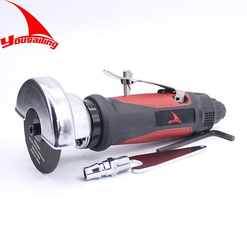 Haute qualité 3 pouces Mini outil de coupe pneumatique outils d'air Machine de coupe à grande vitesse
