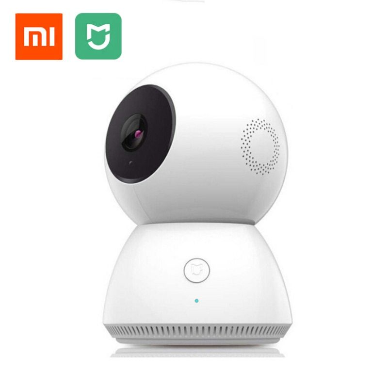 Original Xiaomi Mijia Smart Camera 1080P Webcam IP Camera Camcorder 360 Angle Panoramic WIFI Wireless Magic Zoom Night Vision