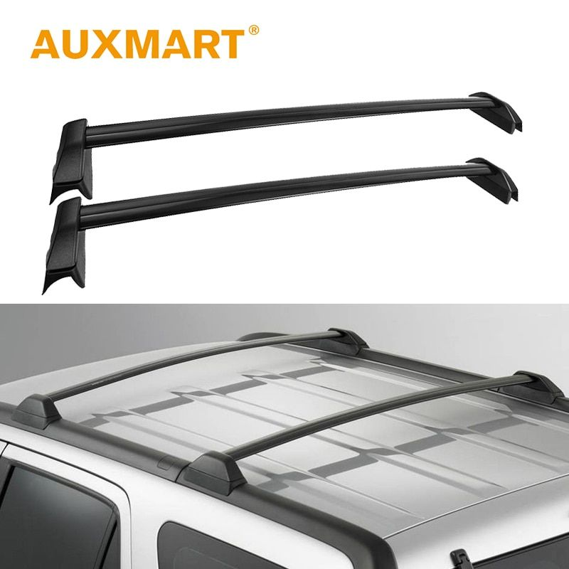 Auxmart Roof Racks Boxes Cross Bar for Honda CRV 2002-2006 Car Roof Rails Rack Auto Crossbar Load Cargo Luggage Carrier kayak