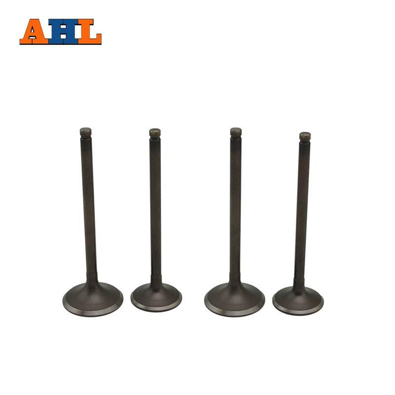 AHL 2 pairs Intake Exhaust Valve Kit Valve Stem Seals for SUZUKI DR250 1982-1987 GN250 EN250 Gift valve oil seal