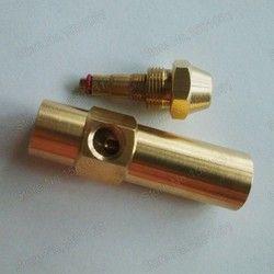 1,5mm zapfpistole siphon air zerstäubung brenner düse diesel schweröl altöl alkohol-basierte brennstoffe brennerdüse