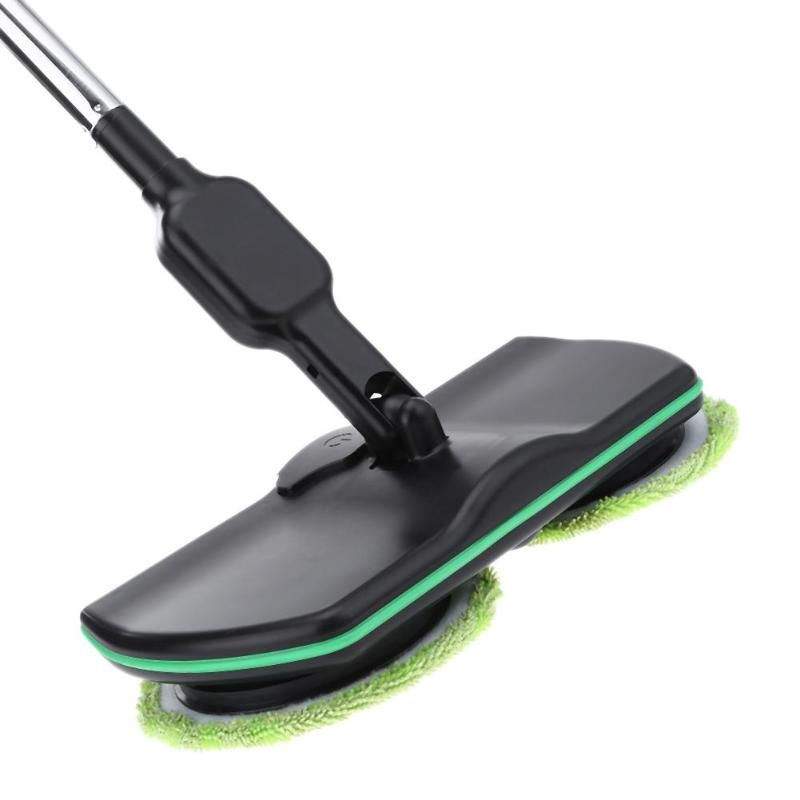 Household Electric Sweeper Mop Home Floor Cleaning Microfiber Mop Rechargeable Cleaning Pad Brush Automatic Mop