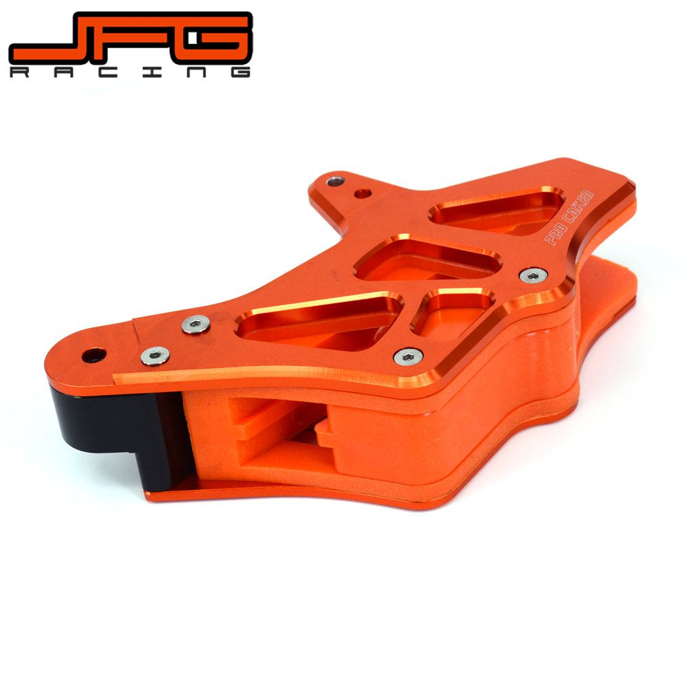 Chain Guide Guard Protection For KTM EXC EXCF EXC-F SX SXF XC XCF XCFW XCW 125 150 200 250 300 350 400 450 500 525 530 2008-2015