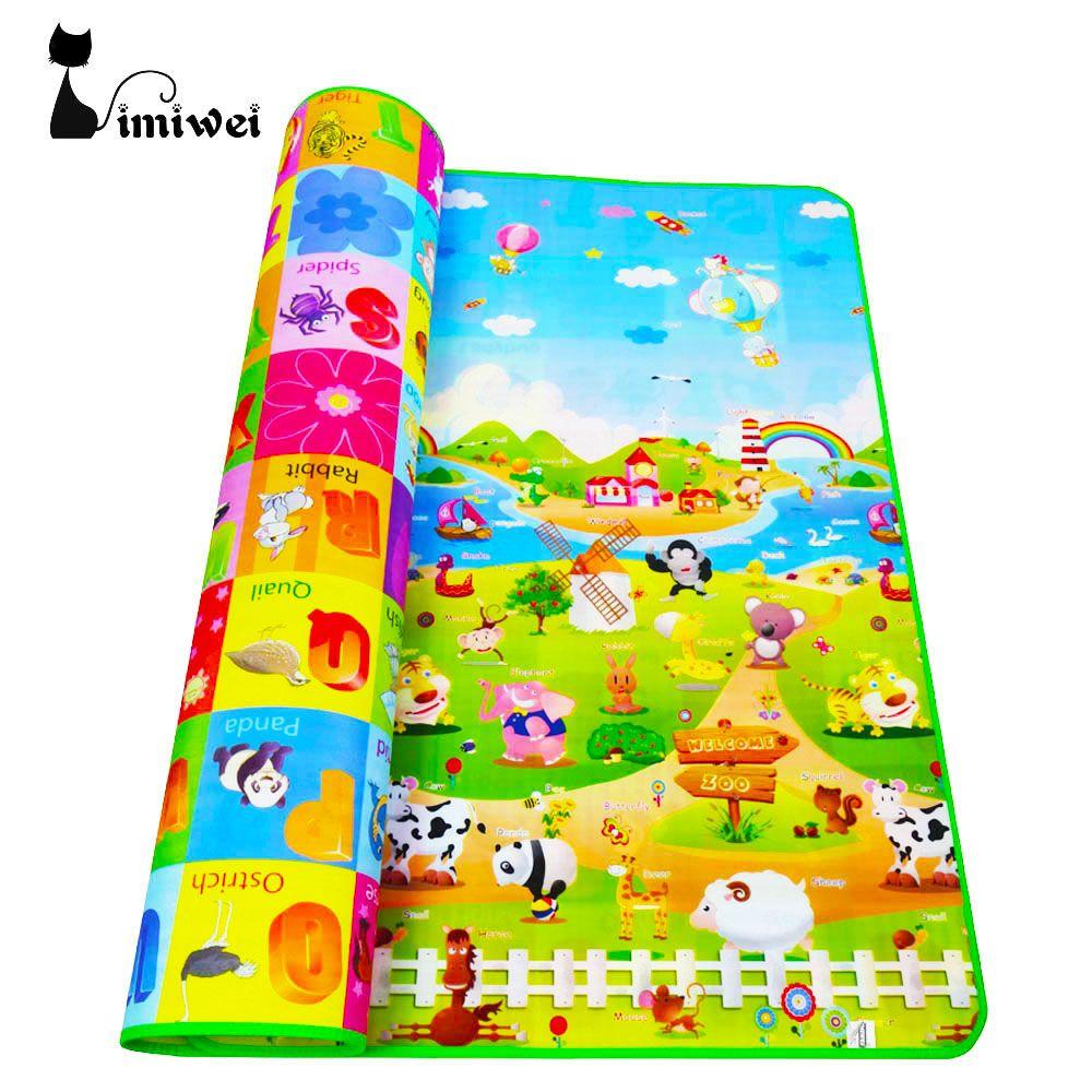 IMIWEI Baby Play Mats Mat For Kids Toys Baby Toys puzzle Mat Mat For Children Developing Rug Kids Rugs Children Carpet Eva Foam