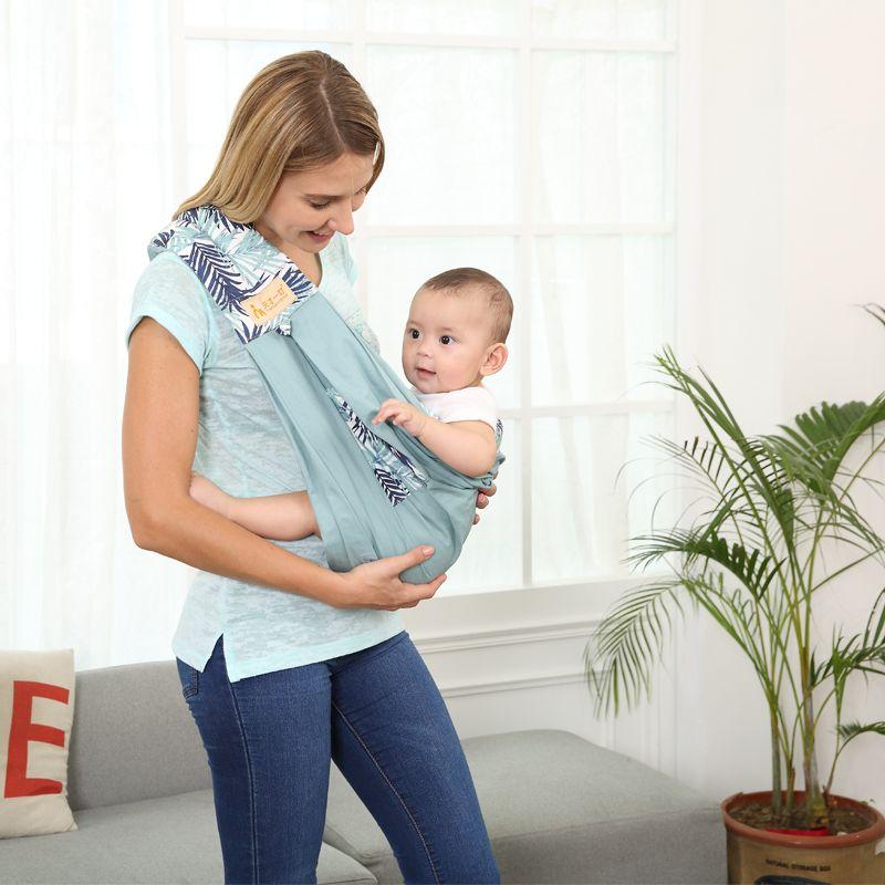 High Quality Kangaroo Baby Sling Wrap Carrier Multifunctional Backpacks For Newborn Kids Children Baby Sling Wrap Carrier 5color