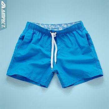 Aimpact быстросохнущие шорты для мужчин Летние повседневные сексуальные пляжные шорты для плавания мужские спортивные шорты для дома Hybird PF55
