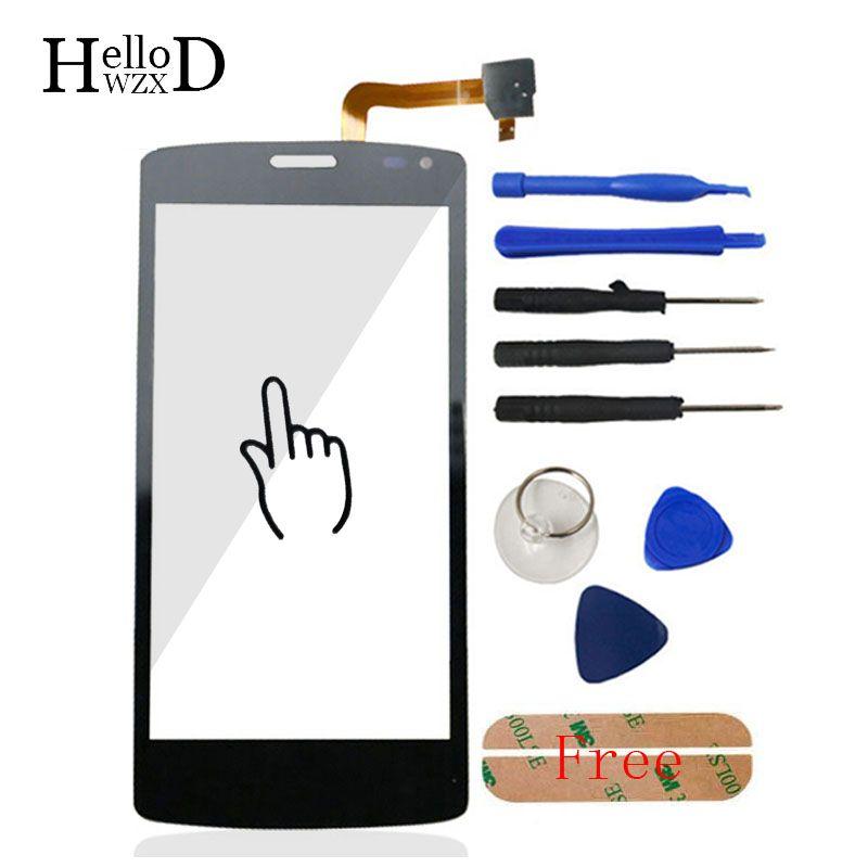 A + + + Für Fly IQ4416 IQ4417 IQ4418 Touchscreen Digitizer Panel Frontglas Objektiv Sensor Flex Kabel Ersatzteile Werkzeuge + Free klebstoff