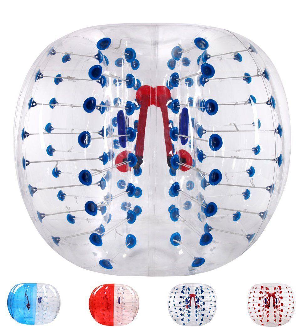 Luftblase Fußball 0,8mm PVC 1,5 mt Air Stoßkugel Körper Zorb Blase Ball Fußball, Blase Fußball ZorbBall für Verkauf