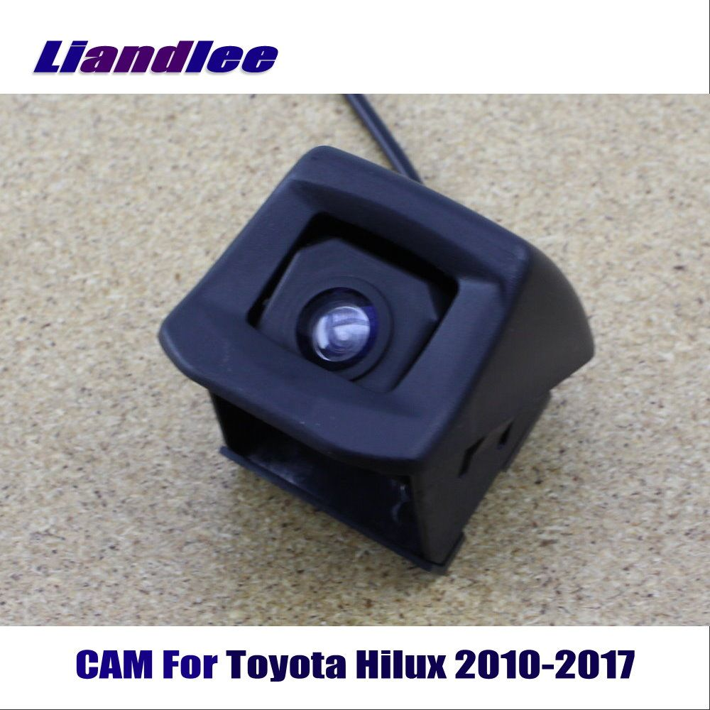 Liandlee CAM For Toyota Hilux 2010-2017 / Car Rear View Rearview Camera Reverse Reversing Parking Camera HD CCD Night Vision
