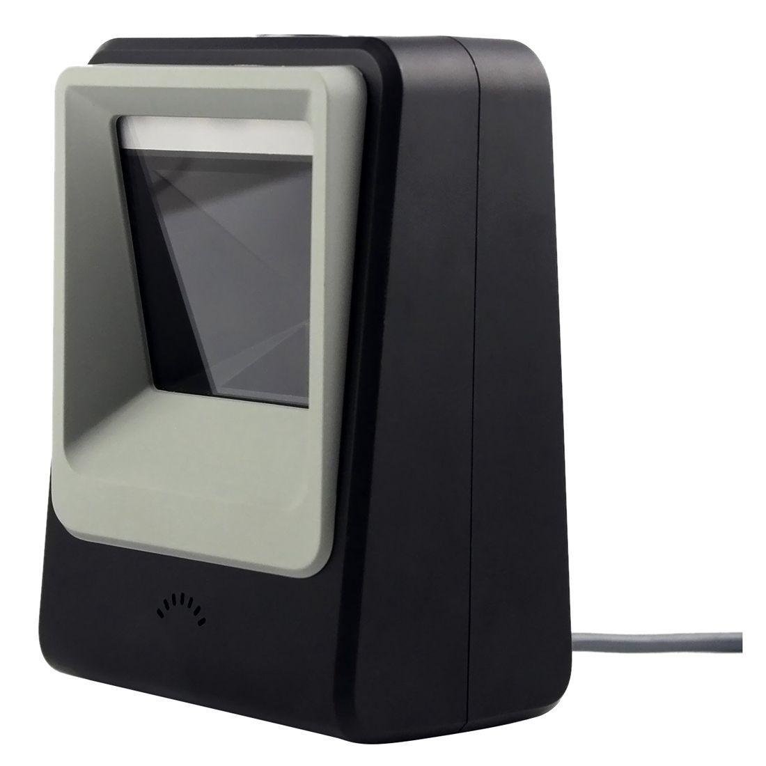 Wired freisprecheinrichtung 1D 2D USB CCD Barcode Reader Scanner Für Mobile Payment Computer-bildschirm Scan, schwarz
