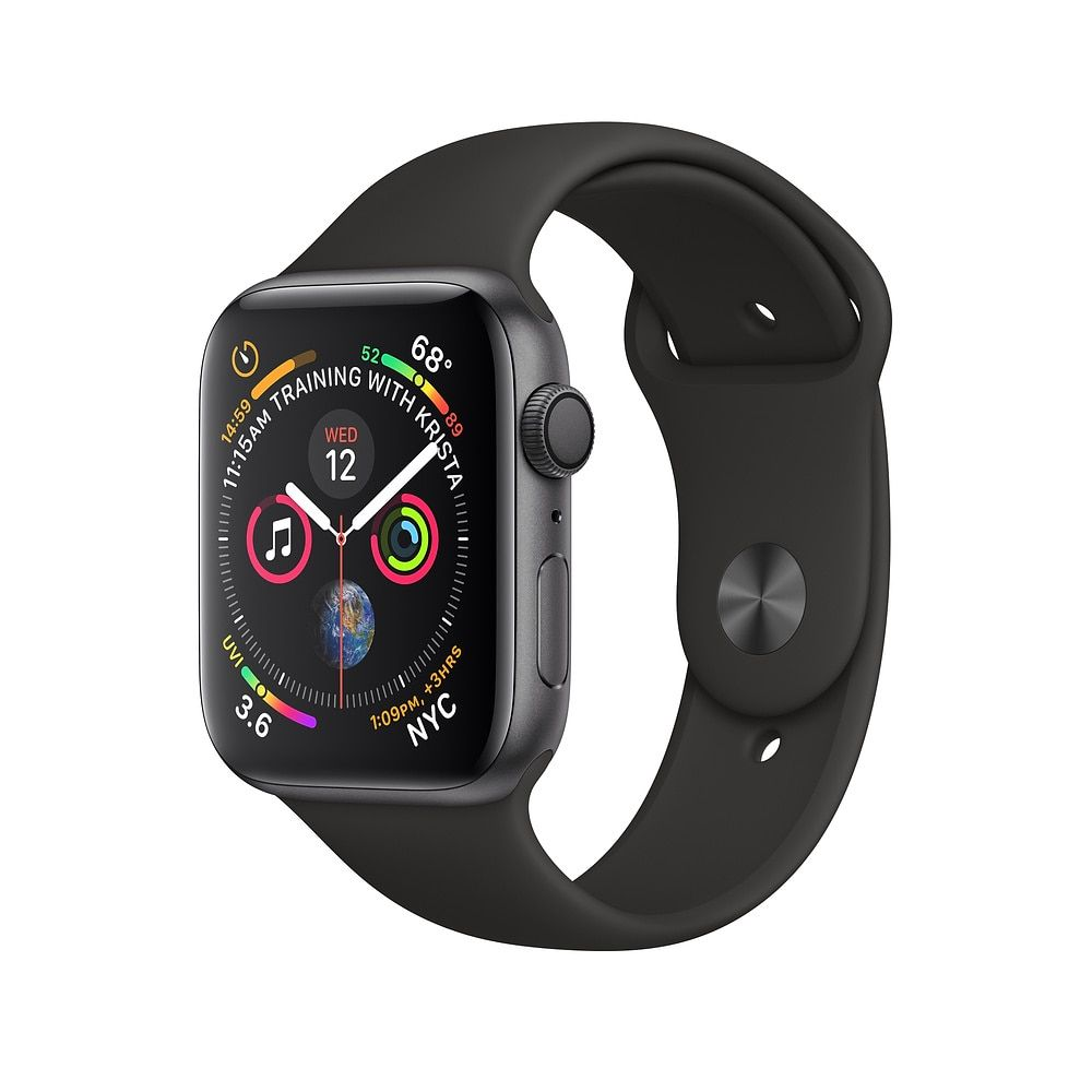 Apple Uhr Serie 4. | 50 mt Wasserdichte Apple Smart Uhr GPS Band 40mm 44mm Smart Tragbare Geräte Bluetooth 5,0 Smartwatch