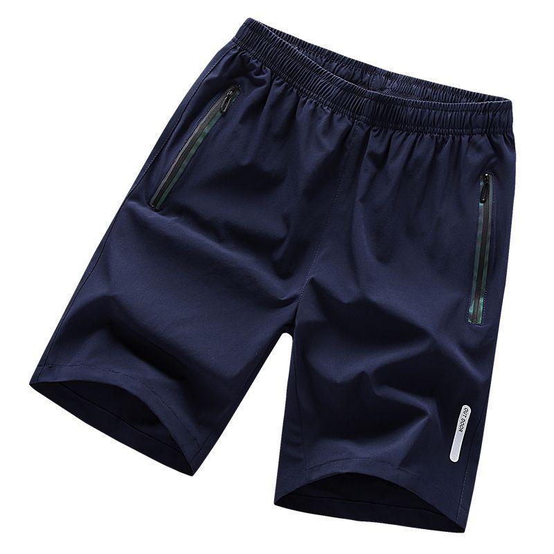 cavalrywolf Outdoor Men Running Shorts Gym Training Cool Sport Shorts Fitness Hiking Soccer Basketball Running Shorts