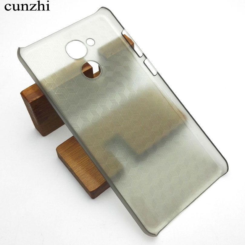 cunzhi  For Vernee M5 Case 5.2inch Hard Plastic PC Back Cover Phone Case For Vernee M5 Smartphone