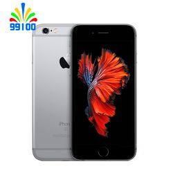 Débloqué Original Apple iPhone 6 S 4.7 pouces 2 GB RAM 16 GB/32 GB/64 GB/128 GB 12.0MP WCDMA 4G LTE Utilisé iPhone6s