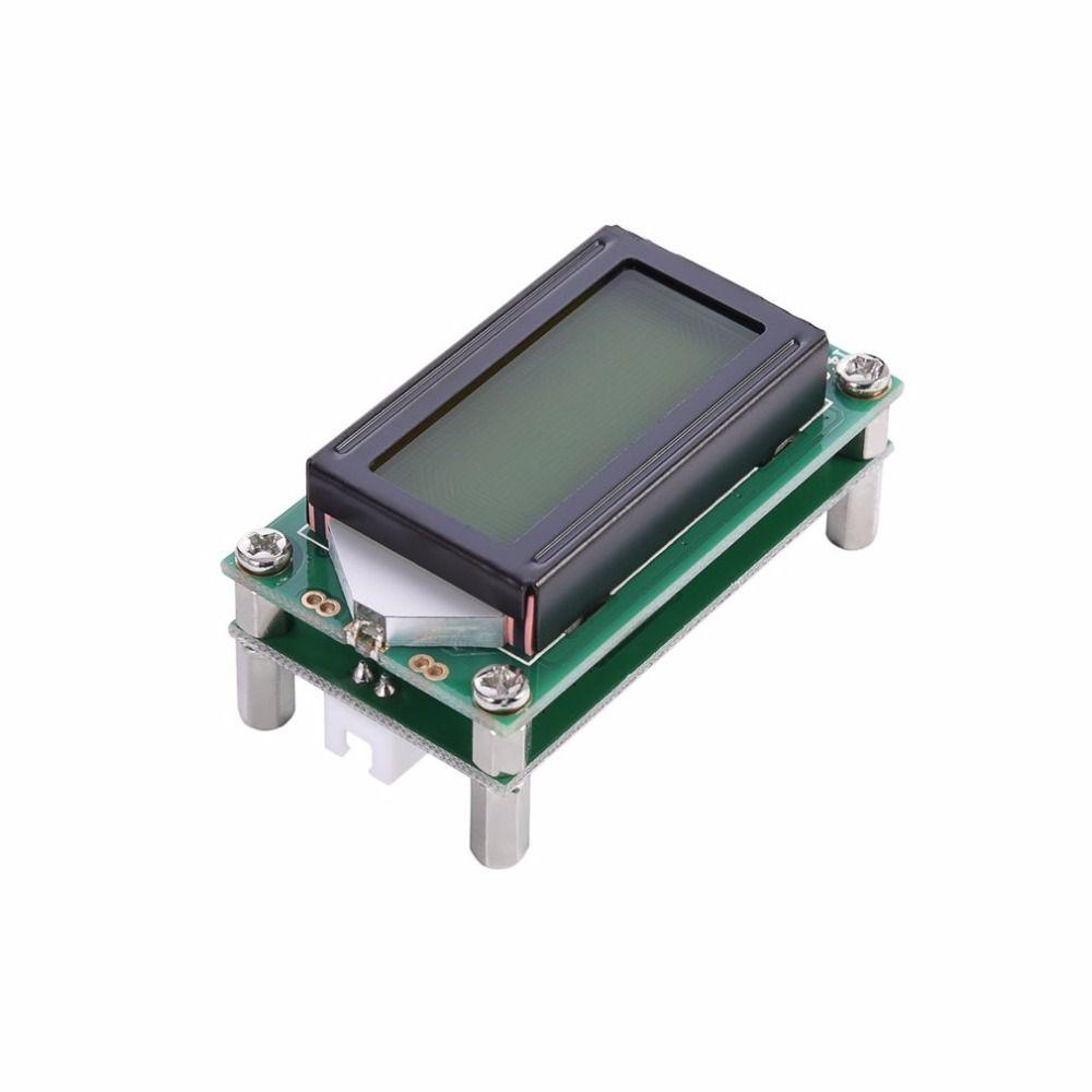 1 MHz ~ 1.1 GHz RF Del Contador de Frecuencia Tester LED Digital Medidor de Medición Para Ham Radio Amplificador PLJ-0802-E DC 9 V ~ 12 V
