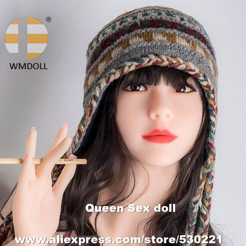 Top Qualität WMDOLL Liebespuppe Köpfe Für Silikongeschlechtspuppe Sexy Puppen Kopf Oral Erwachsene Sexspielzeug Für Männer