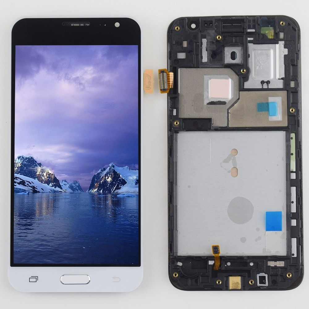 For Samsung Galaxy J3 2016 J320 LCD Display Touch Screen Digitizer J320F Assembly Frame For Samsung SM j320 J320A J320FN J320M