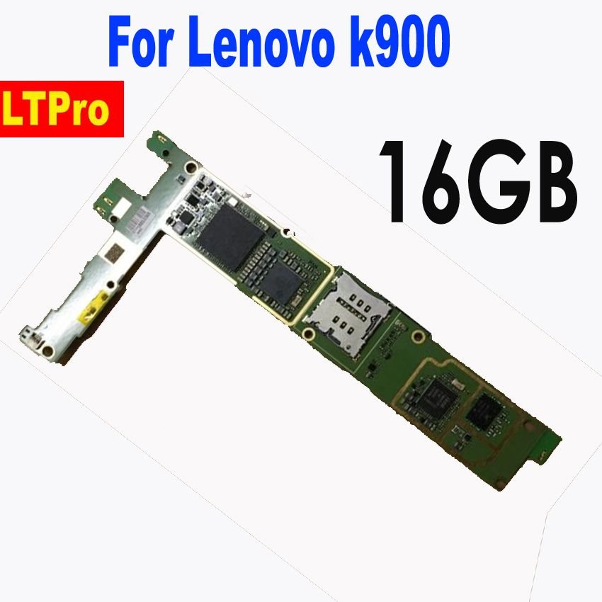 TOP Quality For Used Test work well motherboard For Lenovo k900 16GB mainboard board card fee circuit