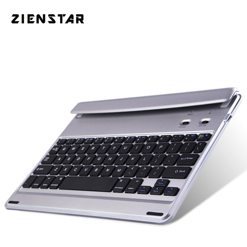 Zienstar Slim Wireless Bluetooth keyboard case cover for <font><b>ipad</b></font> mini 1 2 3 for <font><b>IPAD</b></font> Air 1 Air 2 for <font><b>IPAD</b></font> pro 9.7inch English layou