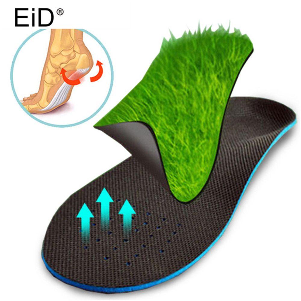 EID arche support pieds plats semelles soin des pieds arthrite orthopédiques semelle intérieure fasciite plantaire douleur au talon femmes hommes