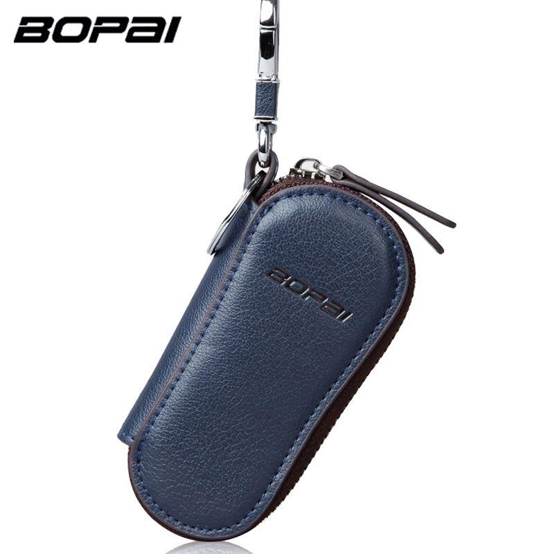 Пояса из натуральной кожи ключевой бумажник Ключи кожаный чехол держатель для ключей кожаные автомобиля бумажник ключевой мешок для Для же...