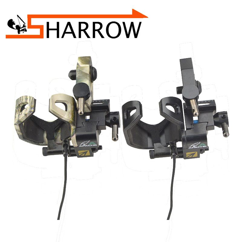 1Pcs Archery Arrow Rest Drop Fall Away Adjustable for Compound Bow Right Hand Shooting Professional Accessories