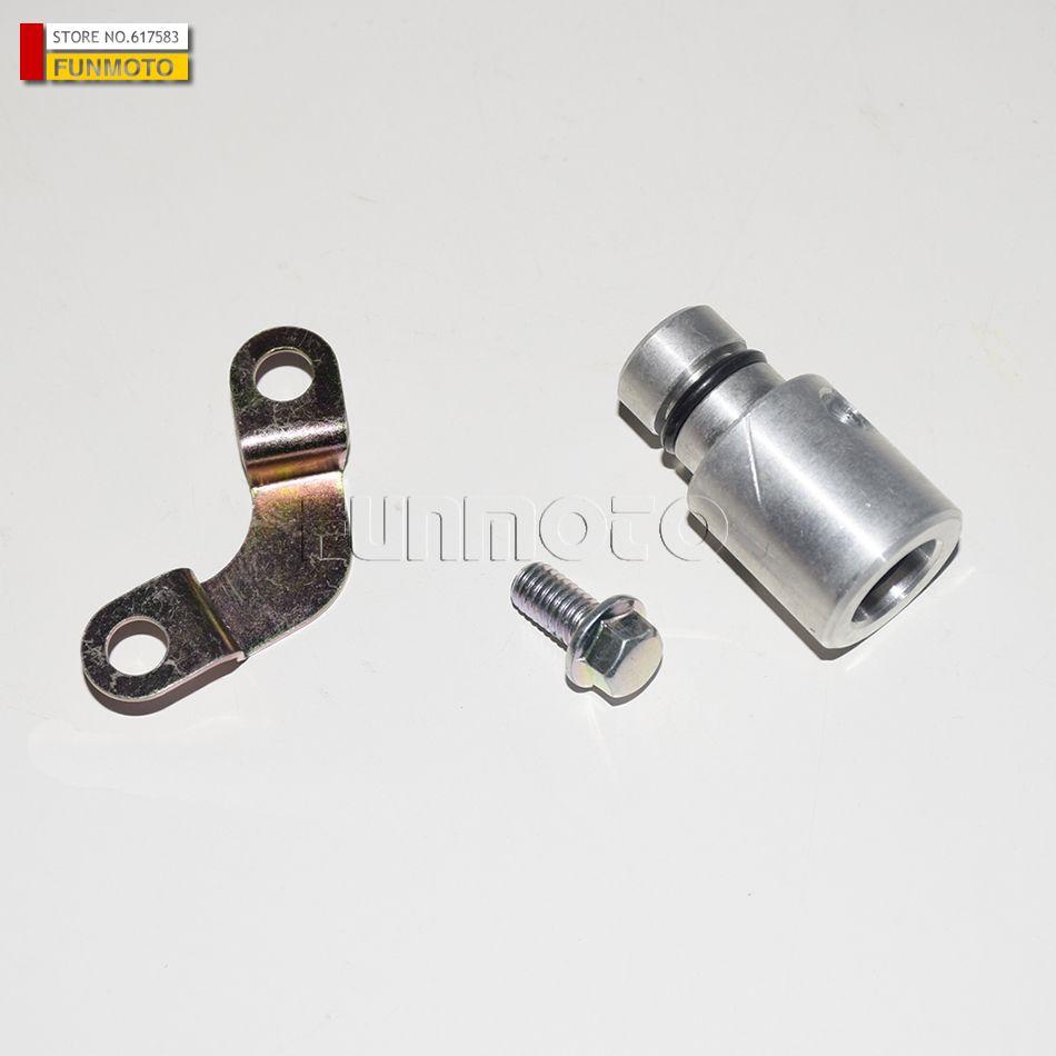 Sicherheit ventil/KOLBEN UND KOLBEN PIN/RINGE UND SICHERUNGSRING/ölpumpe/kurbelwelle fit für CF625/ CFZ6