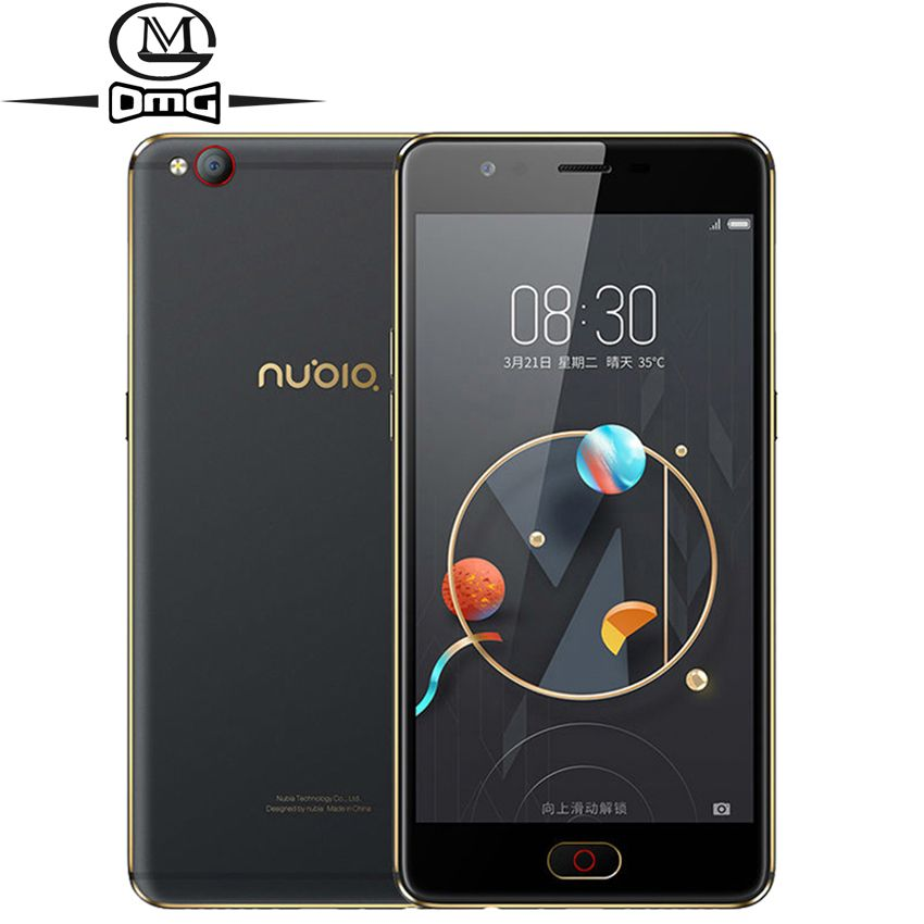 ZTE Nubia M2 Lite 4G smartphone 3GB RAM 64GB Android MT6750 Octa Core 5.5