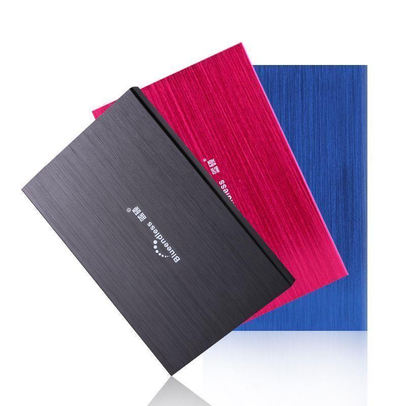 Blueendless External Hard Drive 120GB HDD USB3.0 2.5' High Speed Hard Disk Laptop Desktop HD Externo