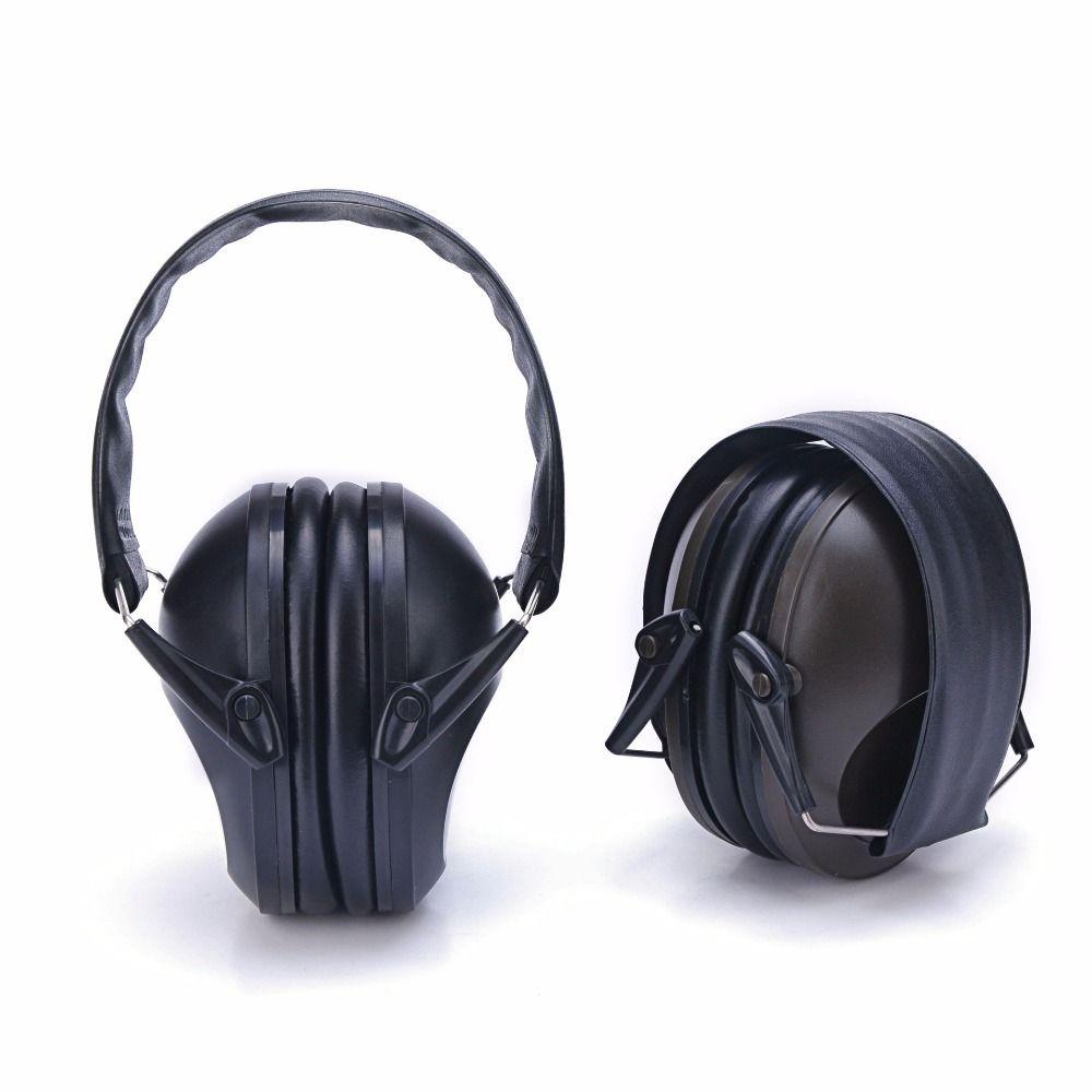 Protège-oreilles Anti-bruit cache-oreilles tactique Protection auditive protecteurs d'oreille insonorisés cache-oreilles non électroniques