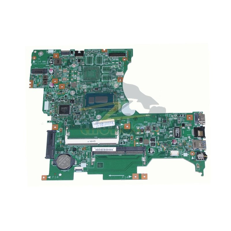 LF14M MB 13281-1 448.00X01.0011 for lenovo FLEX 2-14 laptop motherboard SR1E8 3558U CPU DDR3L