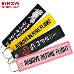 2PCS/LOT Mix Keychain Chaveiro Para Moto Keychain Bijoux Embroidery Key Holder Ring Chain for Car and Motorcycle Newest Fashion